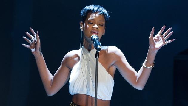 Rihanna spendet 1,75 Mio. Dollar für Spital auf Barbados (Bild: EPA)