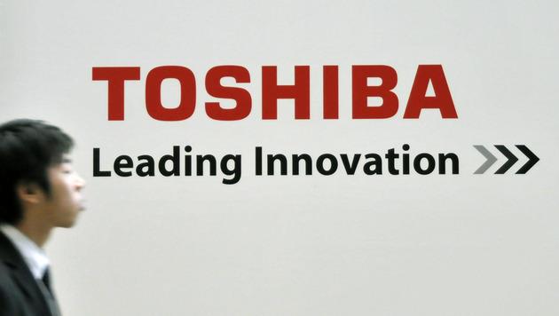 Bilanzen gefälscht: Köpferollen bei Toshiba (Bild: AP)