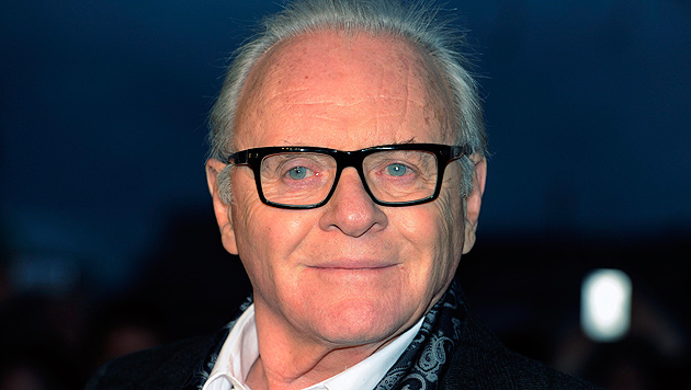 """Hannibal Lecter"" Anthony Hopkins wird 75 (Bild: EPA)"