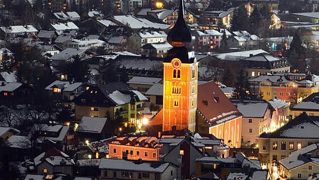 Die Ski-WM-Stadt Schladming hat sich herausgeputzt (Bild: Steiermark Tourismus/ Gery Wolf)