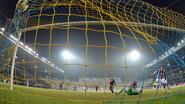 Kicker von Cagliari bekommen seit drei Monaten kein Geld (Bild: EPA)