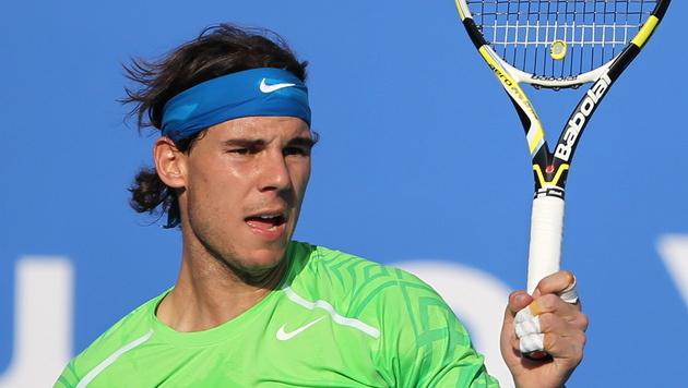 Rafael Nadal muss auch f�r Australian Open absagen (Bild: EPA)
