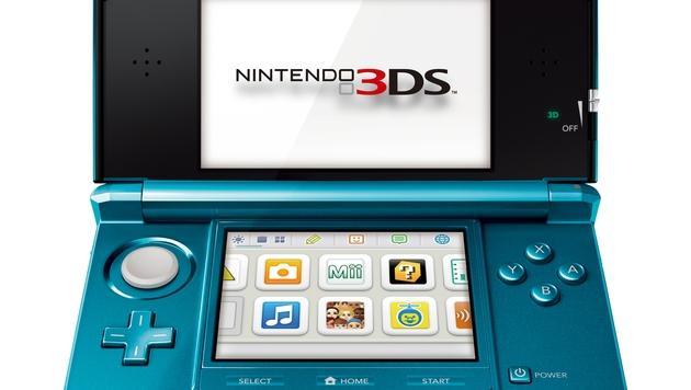 Weihnachtsfiasko: Fünfjähriger fand Pornos auf dem 3DS (Bild: Nintendo)