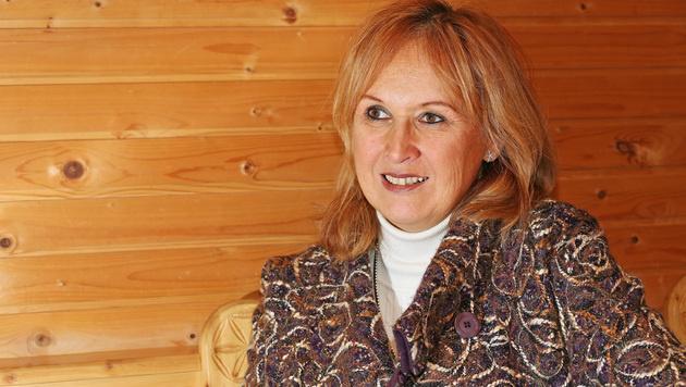 """Karin Prokop: """"Für viele bin ich eine Landesverräterin"""" (Bild: Martin A. Jöchl)"""