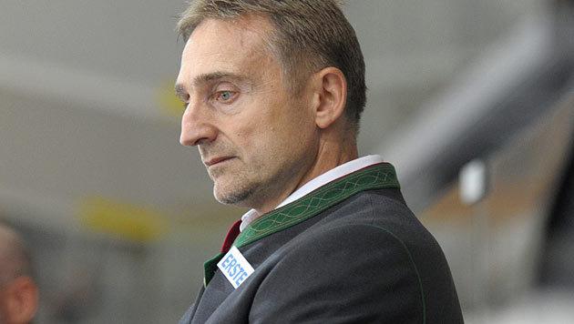 Rekordmeister KAC beurlaubt Trainer Christian Weber (Bild: APA/EXPA/REINHARD EISENBAUER)