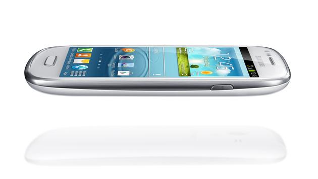 Apple lässt Klagen gegen Samsungs Galaxy Mini fallen (Bild: Samsung)