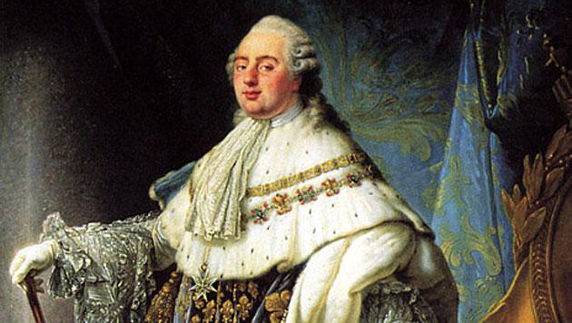 Auf Taschentuch Blut von Ludwig XVI. nachgewiesen (Bild: Musée national des Châteaux de Versailles et de Trianon)