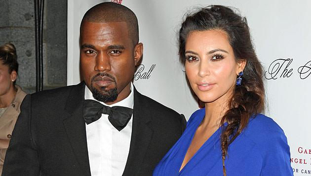 Kim Kardashian ist zum ersten Mal schwanger (Bild: dapd)