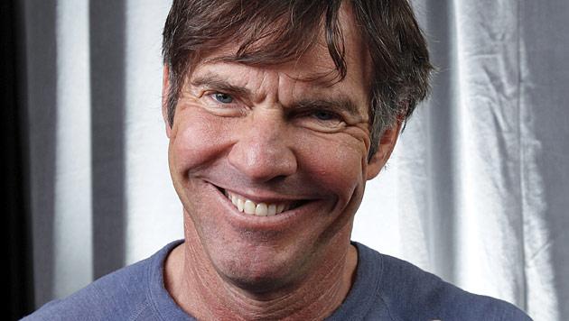 """""""Mr. Zahnpastalächeln"""" Dennis Quaid wird 60 (Bild: dapd)"""