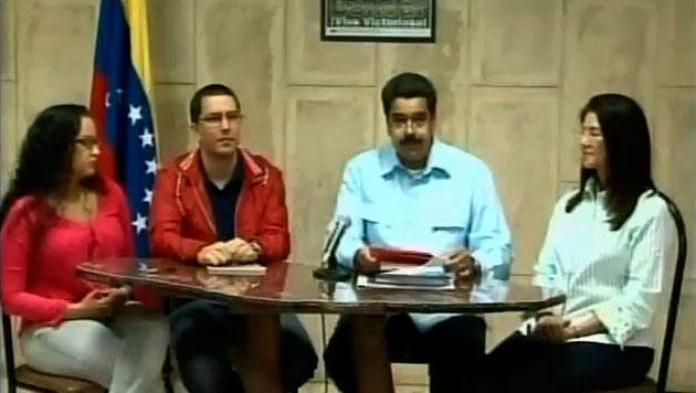 Pr�sident Chavez geht es erneut schlechter (Bild: AP)