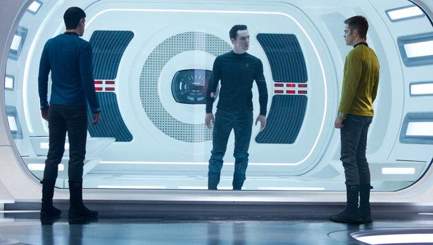 """Todkrank: Neuer """"Star Trek""""-Film f�r Fan vorab enth�llt (Bild: Paramount Pictures)"""