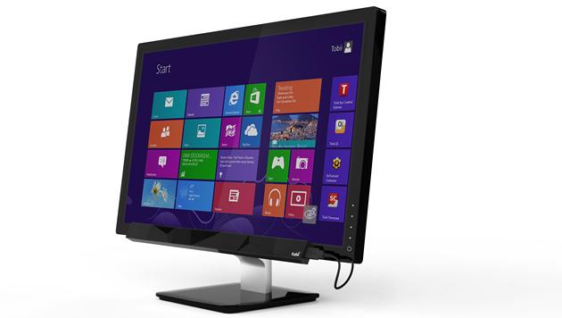 Augenerkennung zum Nachrüsten für Windows 8 (Bild: Tobii)