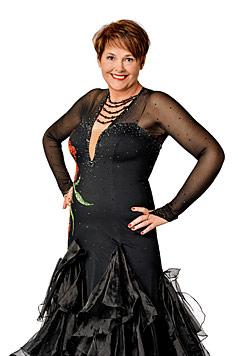 """Monika Salzer: Unser Star bei """"Dancing Stars"""" (Bild: ORF/Ali Schafler)"""