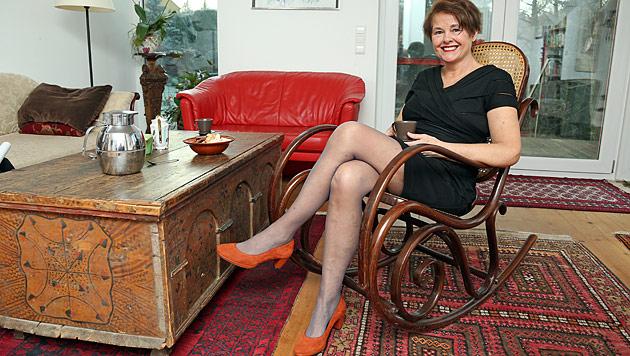 """Monika Salzer: Unser Star bei """"Dancing Stars"""" (Bild: Reinhard Holl)"""