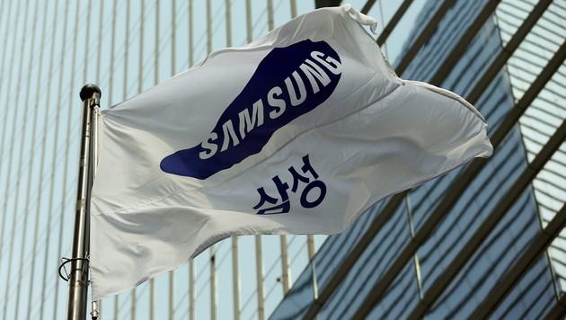 Rekordgewinn bei Samsung durch hohe Chip-Preise (Bild: EPA)