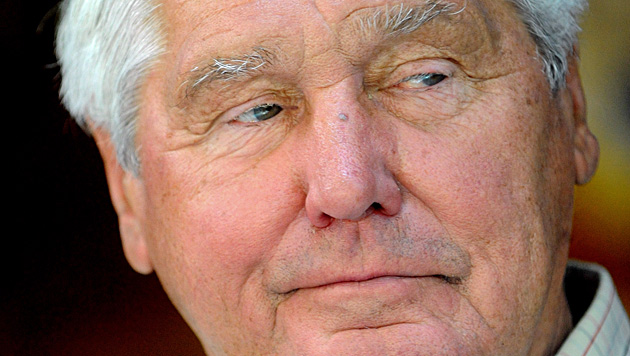 Ex-�FB-Teamgoalie Szanwald 81-j�hrig gestorben (Bild: APA/HERBERT PFARRHOFER)
