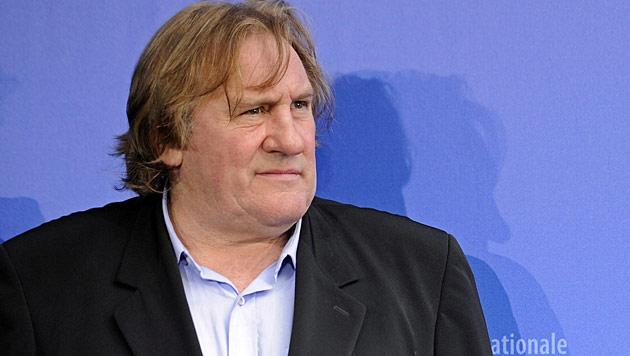 Gerard Depardieus Steuerflucht sorgt weiter für Aufsehen (Bild: dapd)