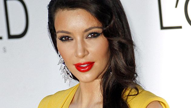 Kim Kardashian: Geldsegen dank Schwangerschaft (Bild: EPA)