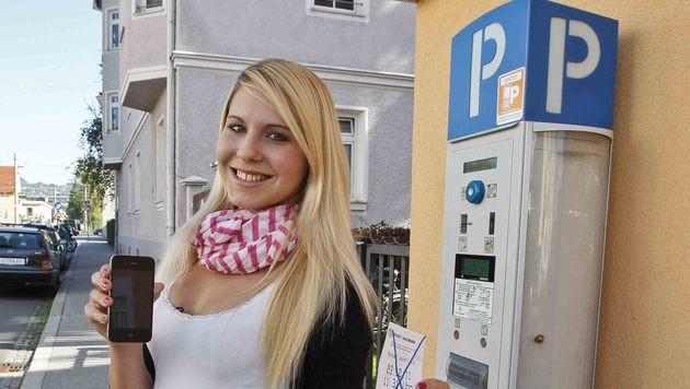 Parkautomaten in Salzburg ab sofort wieder im Einsatz (Bild: MARKUS TSCHEPP)