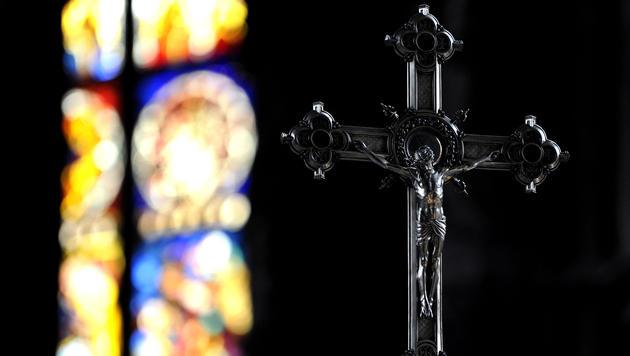 Steirer vergewaltigte Frau in Kirche - verurteilt (Bild: APA/ROBERT JAEGER)