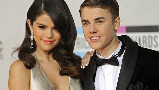 Bieber und Gomez angeblich erneut getrennt (Bild: dapd)