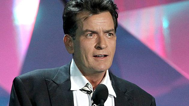 Charlie Sheen hat sein Herz an Porno-Starlet verloren (Bild: dapd)