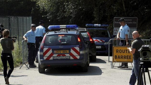 Ist Schweizer Amokl�ufer der Annecy-M�rder? (Bild: EPA)