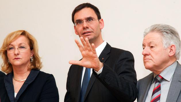 Spekulationsverbot soll in Verfassung verankert werden (Bild: APA/Neumayr/MMV)