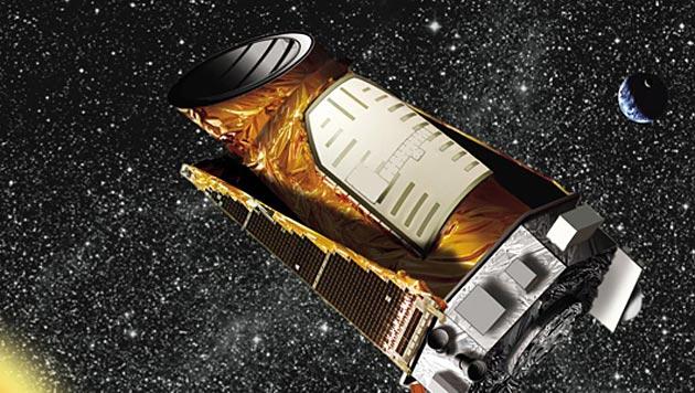 Unsere Milchstraße beherbergt 100 Mrd. Planeten (Bild: NASA/AMES/JPL-Caltech)