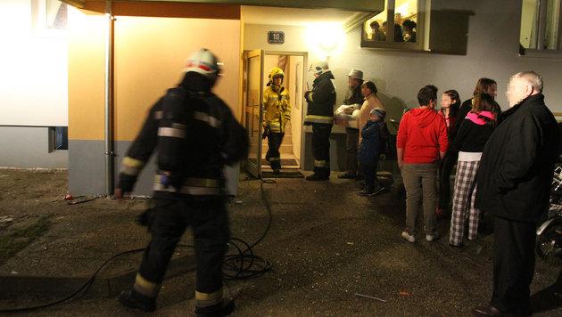 Wels: Serie von Brandstiftungen reißt nicht ab (Bild: laumat.at)
