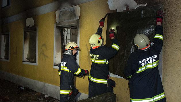 OÖ: Familienvater stirbt bei Explosion eines Heizkessels (Bild: Werner Kerschbaummayr/foto-kerschi.at)