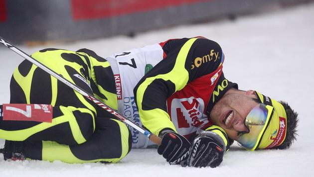 Olympiasieger Lamy Chappuis siegt, Bieler Achter (Bild: APA/Georg Hochmuth)