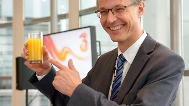 """Für Orange-Kunden soll laut """"3"""" alles beim Alten bleiben (Bild: APA/ROLAND SCHLAGER)"""