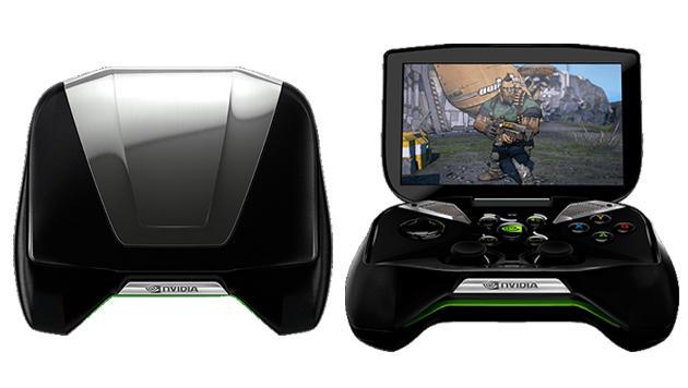 Nvidias Project Shield kommt im Juni für 350 Dollar (Bild: Nvidia)