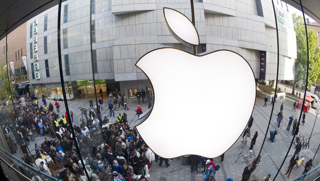 Apples App Store zählt über 40 Mrd. Downloads (Bild: Lukas Barth/dapd)
