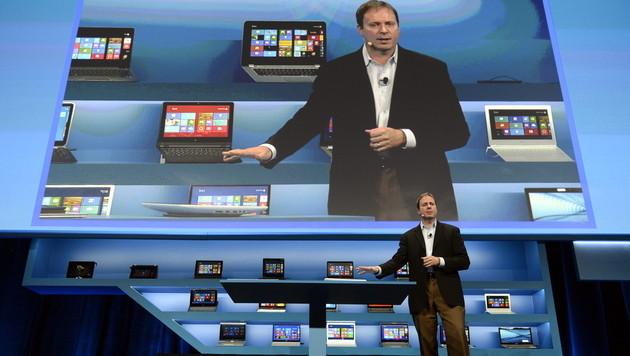 Intel kündigt neue Prozessoren für Tablets und Co. an (Bild: EPA)