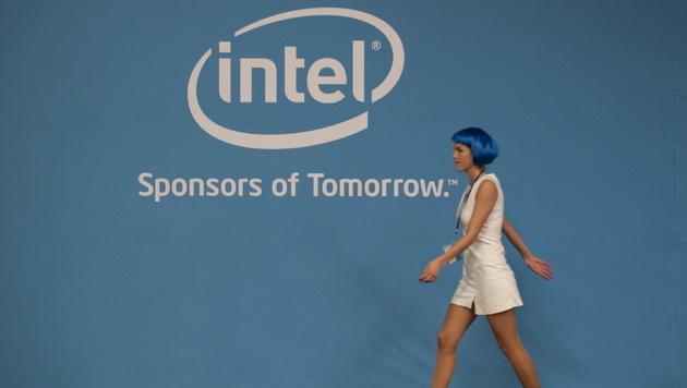 PC-Flaute: Intel kämpft weiter mit sinkendem Gewinn (Bild: Nigel Treblin/dapd)