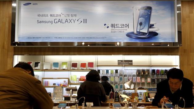 Samsung erwartet 5. Rekordquartal in Folge (Bild: EPA)