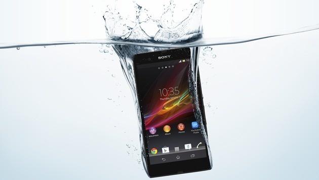 Smartphone-Markt: Sony will Nummer drei werden (Bild: Sony)
