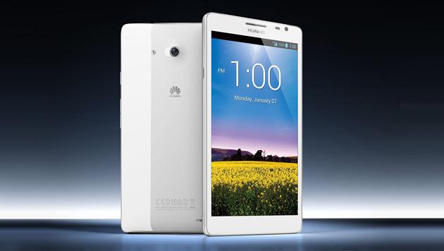 Smartphone-Riese von Huawei mit 6,1-Zoll-Display (Bild: Huawei)