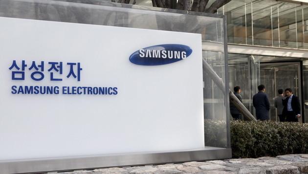 Smartphones bringen Samsung sattes Gewinnplus (Bild: EPA)