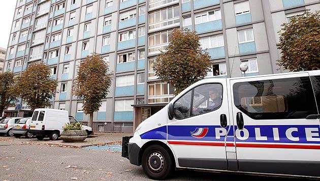 Frankreich: Terrorverdacht gegen 15-Jährigen (Bild: EPA (Symbolbild))