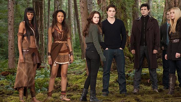 """Peinlich! """"Twilight""""-Film für gleich elf """"Razzies"""" nominiert (Bild: AP)"""