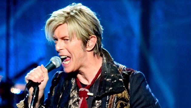 Pop-Chamäleon David Bowie liefert neues Album ab (Bild: dapd)