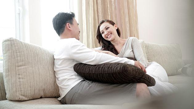 Was tun, wenn der Partner st�ndig schweigt? (Bild: thinkstockphotos.de)