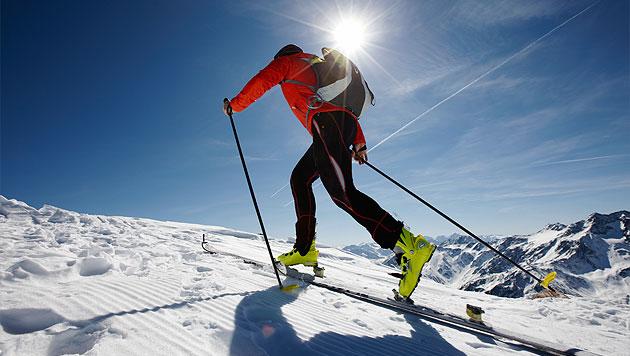 Wintersport einmal ganz anders genie�en (Bild: thinkstockphotos.de)