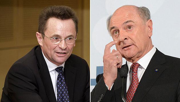 """Ex-VP-Mandatar Dirnberger greift """"System Pröll"""" an (Bild: Christina Häusler, APA/Helmut Fohringer)"""