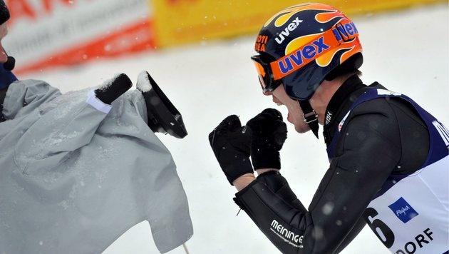 Haftstrafe für Ex-Skispringer Harri Olli (Bild: EPA)
