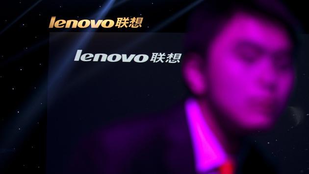 Lenovo liebäugelt mit Blackberry-Übernahme (Bild: AP)