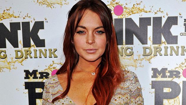 Lindsay Lohan hatte mit halb Hollywood Sex (Bild: dapd)